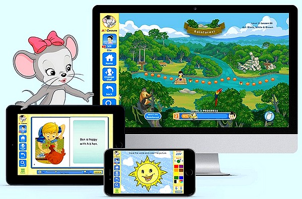 Abc mouse ipad mini